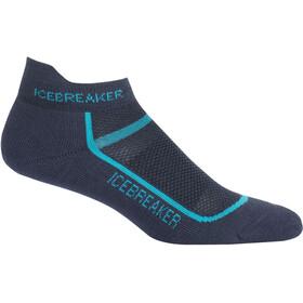 Icebreaker Multisport Light Micro Sokken Dames blauw